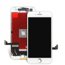LCD Display Touch Screen per Iphone 7 Plus Bianco