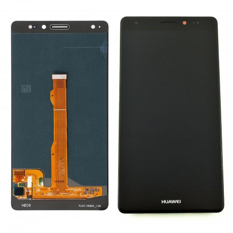 LCD Display Touch Screen per Huawei Mate S Nero [CRR-L09 CRR-UL00]