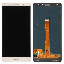 LCD Display Touch Screen per Huawei Mate S Bianco [CRR-L09 CRR-UL00]