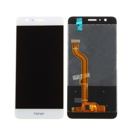 LCD Display Touch Screen per Honor 8 Bianco [FDR-R09 FDR-L19]
