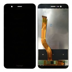 LCD Display Touch Screen per Honor 8 Nero [FDR-R09 FDR-L19]