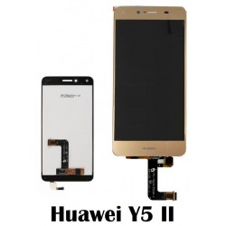 LCD Display Touch Screen per Huawei Y5 II Oro  [CUN-U29 CUN-L21 CUN-L01]