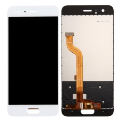 LCD Display Touch Screen per Honor 9 Bianco [STF-L09]