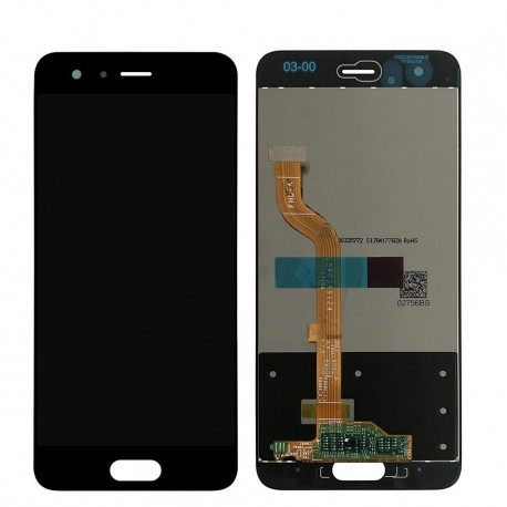 LCD Display Touch Screen per Honor 9 Nero [STF-L09]