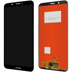LCD Display Touch Screen per Huawei Y7 2018 - Y7 PRIME 2018 Nero