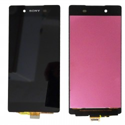 LCD Display Touch Screen per Sony Z4 Z3+ Z3 Plus Nero Black