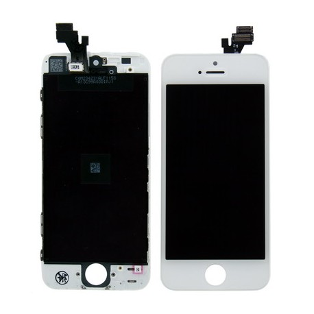 LCD Display Touch Screen per Iphone 5 Bianco