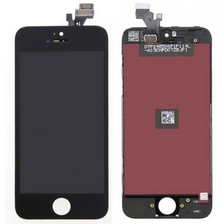 LCD Display Touch Screen per Iphone 5 Nero