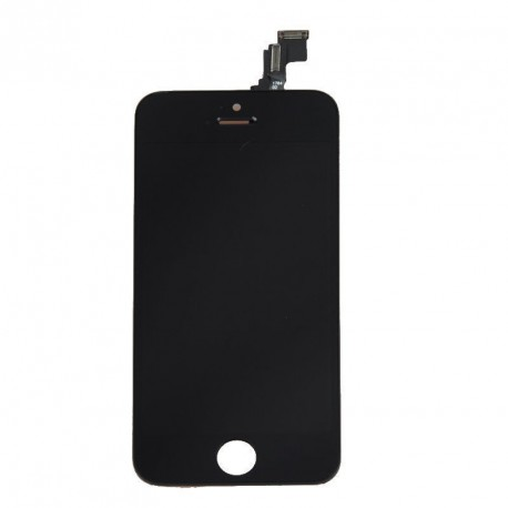 LCD Display Touch Screen per Iphone 5C Nero