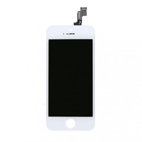 LCD Display Touch Screen per Iphone 5S Bianco
