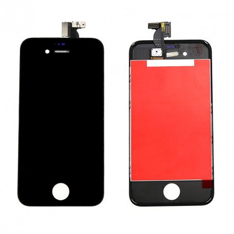 LCD Display Touch Screen per Iphone 4S Nero