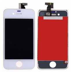 LCD Display Touch Screen per Iphone 4S Bianco