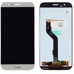 LCD Display Touch Screen per Huawei G8 Bianco [RIO-L01]