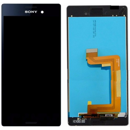 LCD Display Touch Screen per Sony M4 AQUA Nero [E2303 E2306 E2335]