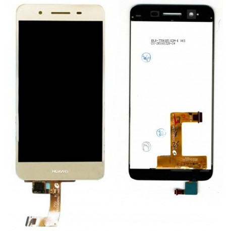 LCD Display Touch Screen per Huawei P8 LITE SMART Oro [TAG-L01]