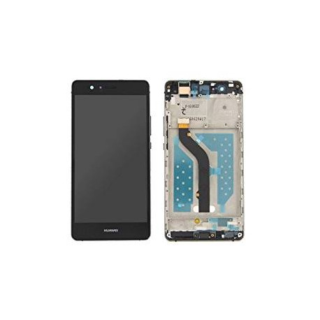 LCD Display Touch Screen + Frame per Huawei P9 LITE Nero [VNS-L31 VNS-L23]