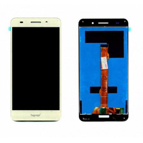 LCD Display Touch Screen per Huawei Y6 II Bianco  [CAM-L21 CAM-L03 CAM-L23]
