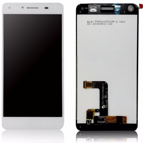 LCD Display Touch Screen per Huawei Y5 II Bianco [CAM-L21]